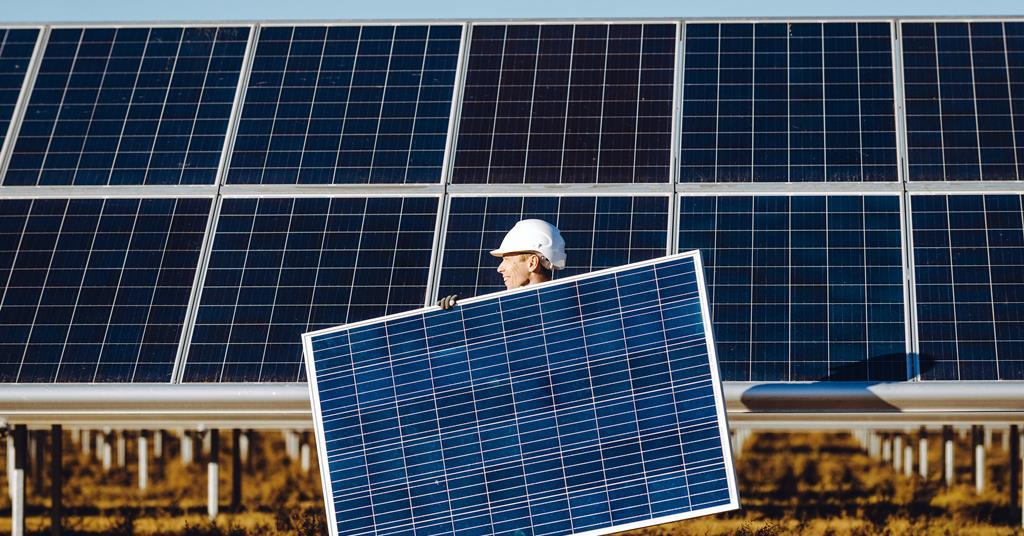 Solar cells perovskite films made at record low cost and speed