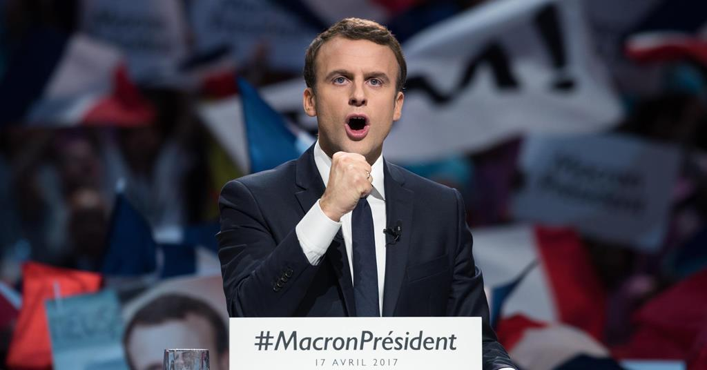 French Scientists Relieved By Centrist Macron S Victory News Chemistry World