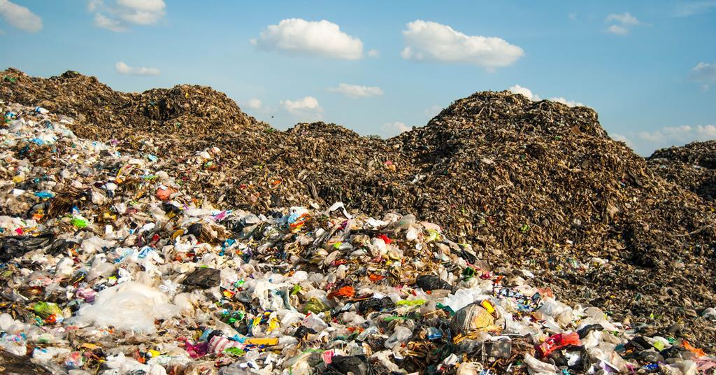 Catalyst turns mixed plastic waste into natural gas