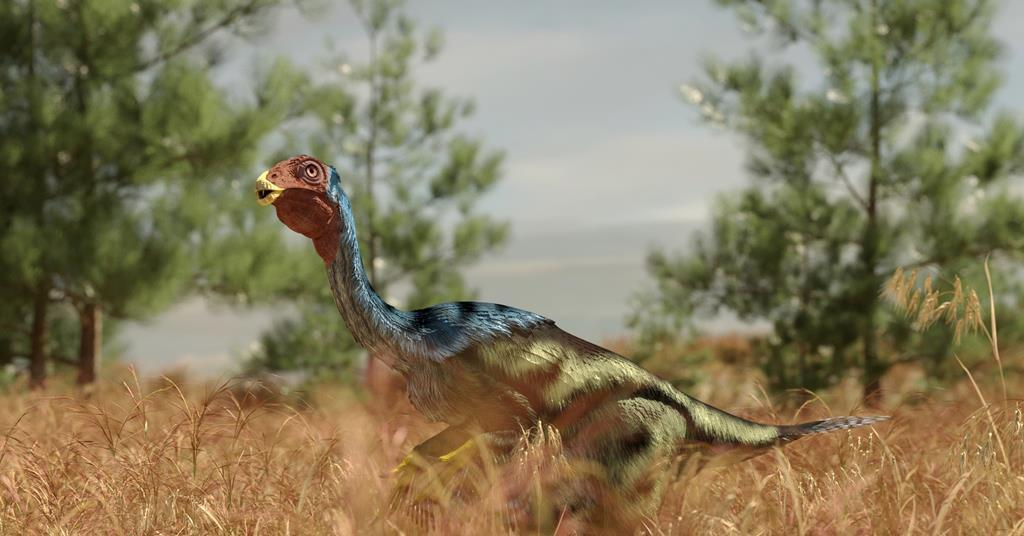 Possible dinosaur DNA discovered in 125-million-year-old fossil