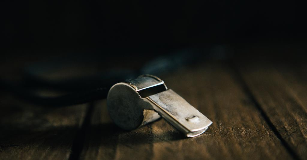 A powerful blow against misconduct