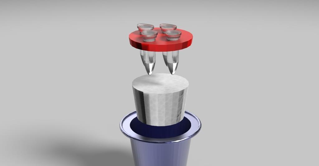 Coffee pods and 3D printing combine to create cheap and quick Covid-19 tests