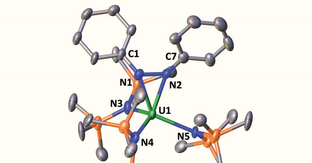 Four-electron transfer is a first for f-element chemistry