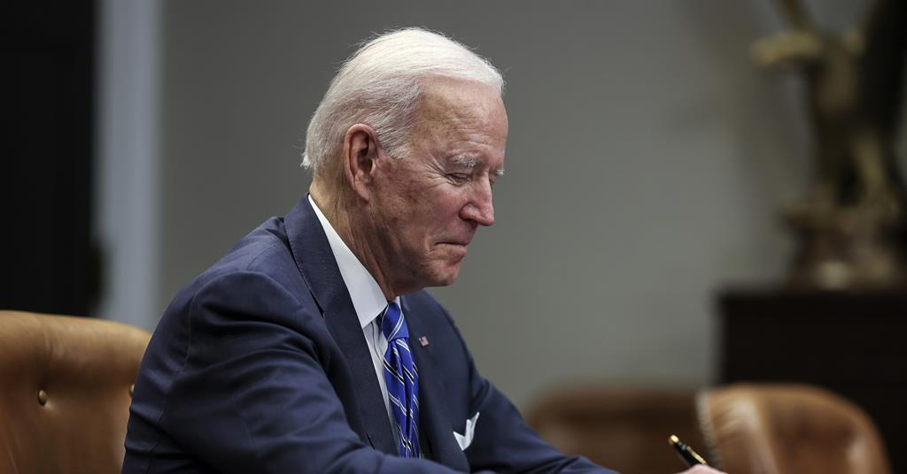 Biden's science budget for 2022 pleases US research community
