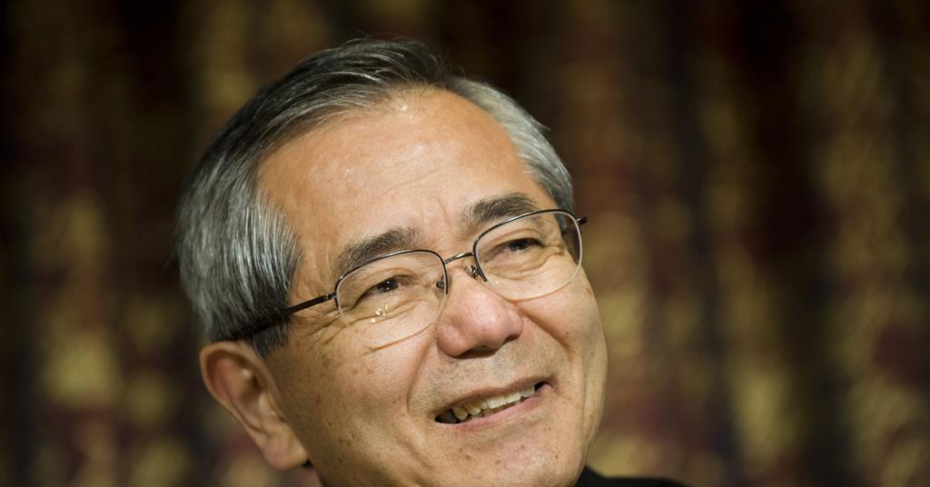 Chemistry Nobel laureate Ei-ichi Negishi dies at 85
