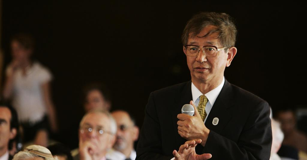 Nobel laureates accuse China of attempting to censor Taiwanese chemist