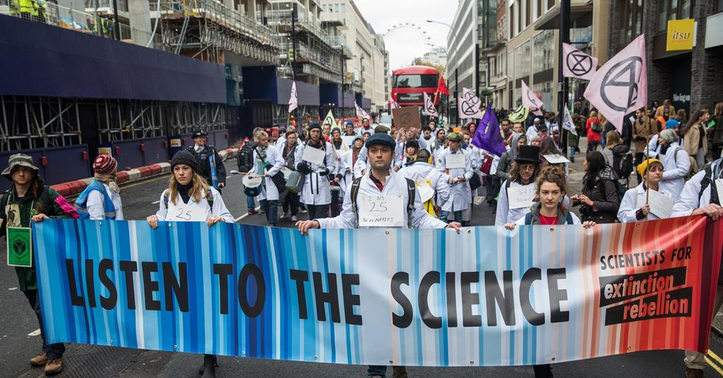 Should scientists be activists?   Careers   Chemistry World