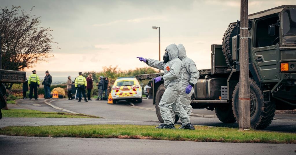 TV series: The Salisbury Poisonings   Review   Chemistry World