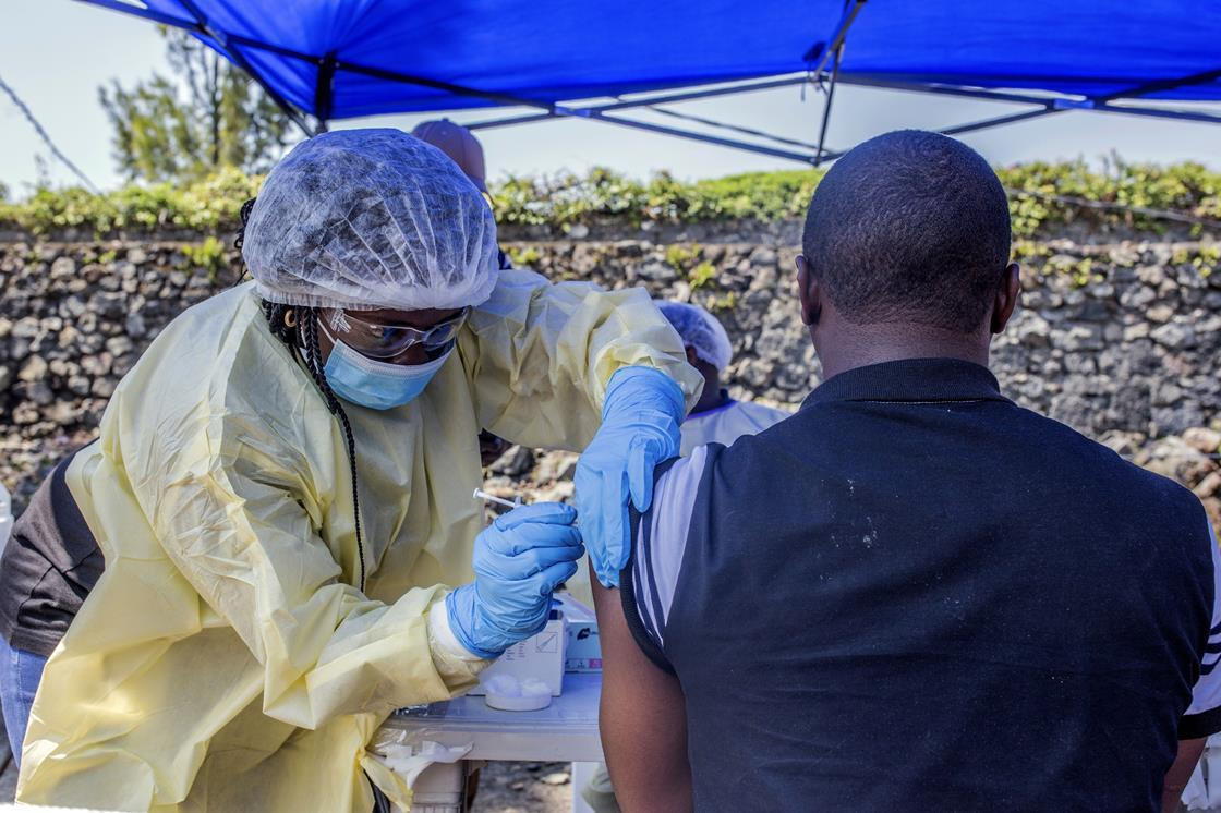 Europe commission gives green light to first Ebola vaccine