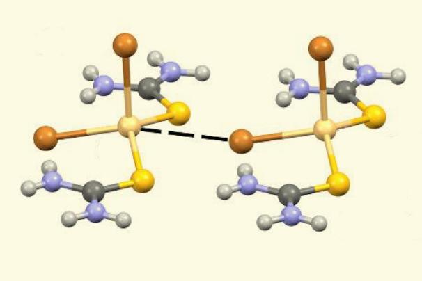 New bond discovered among spodium elements zinc, cadmium and mercury