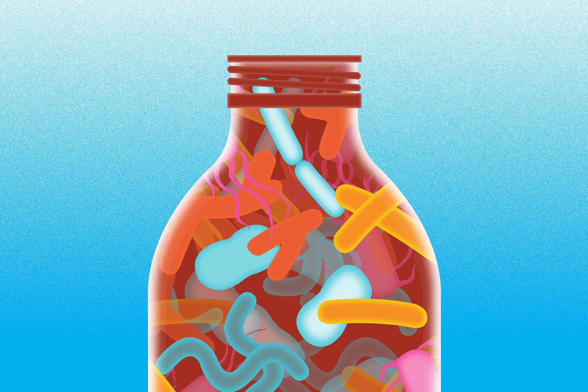 Drugging the gut microbiome