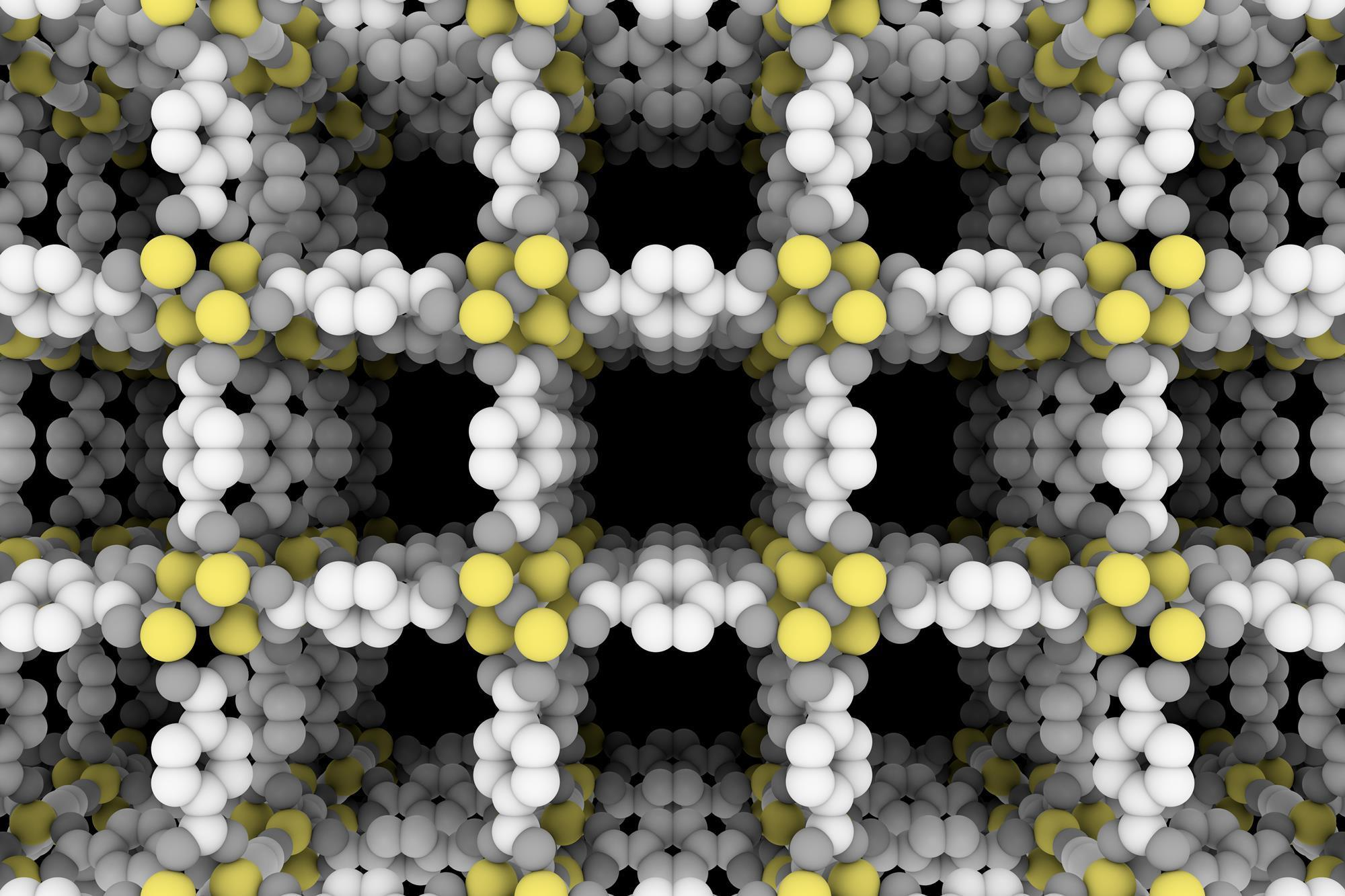 Mofs Find A Use Feature Chemistry World