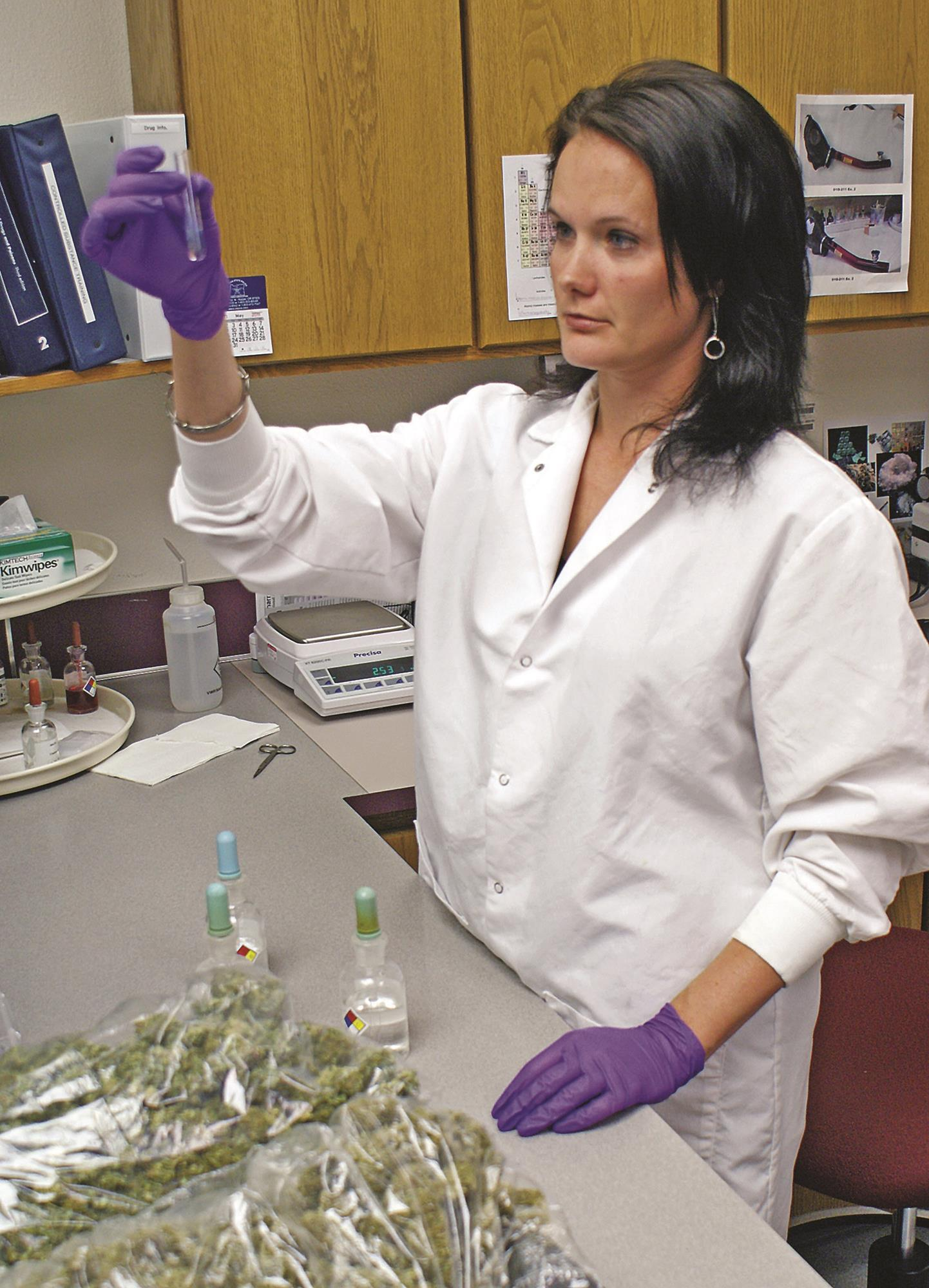 Forensics In Crisis Feature Chemistry World