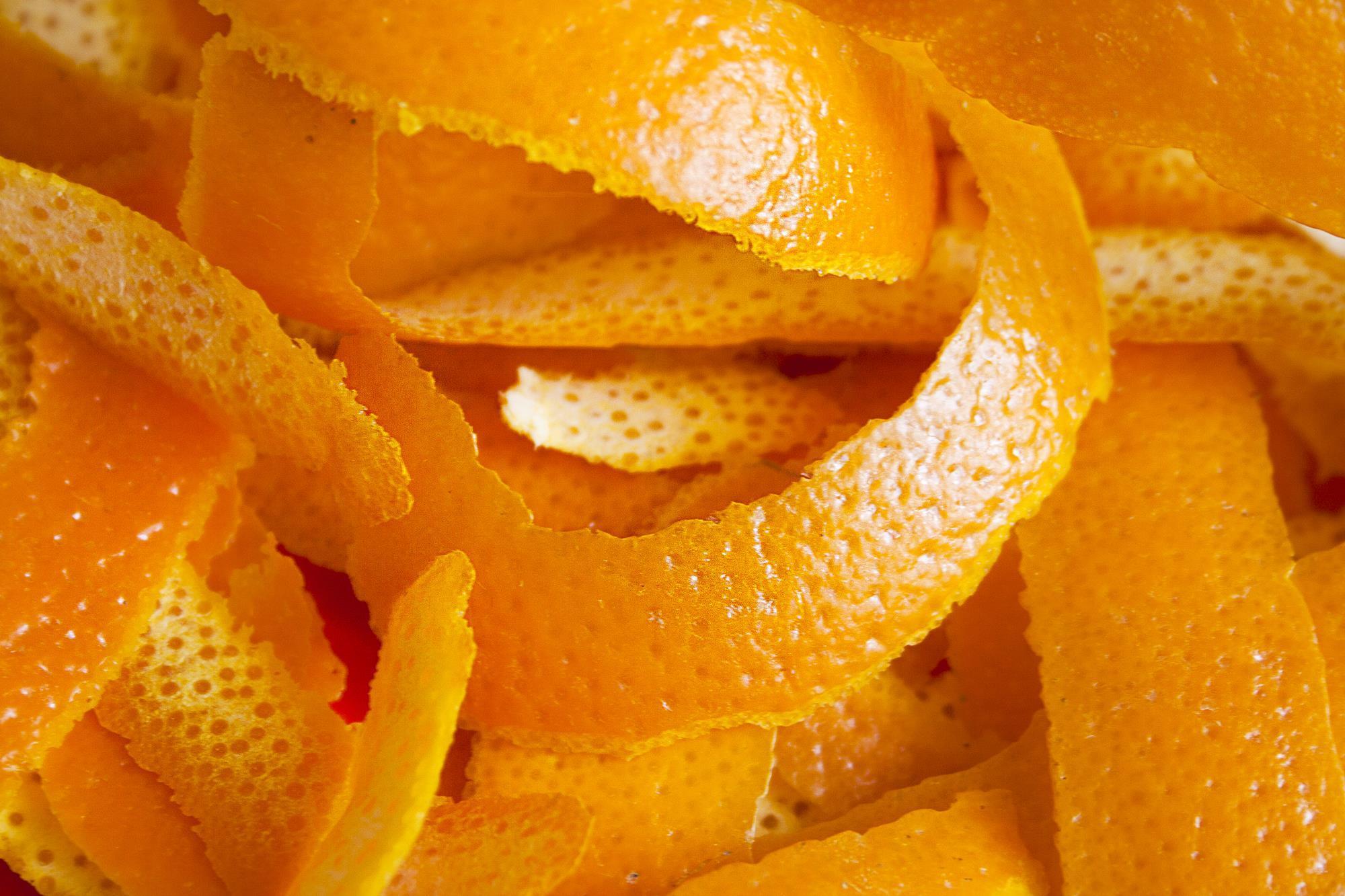 Twists of orange odorant reveal smell secrets