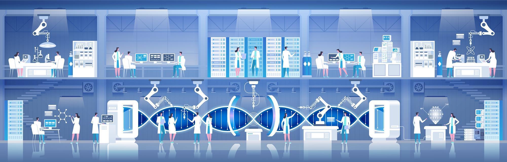 Optimising biotech processes