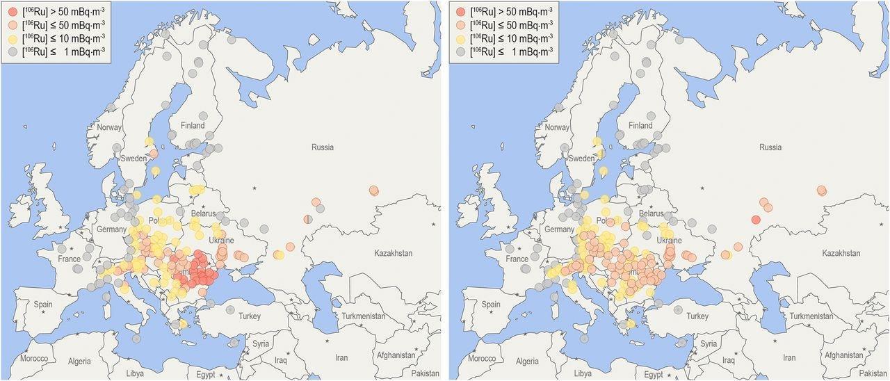 Russian role in Europe-wide radiation leak two years ago ...
