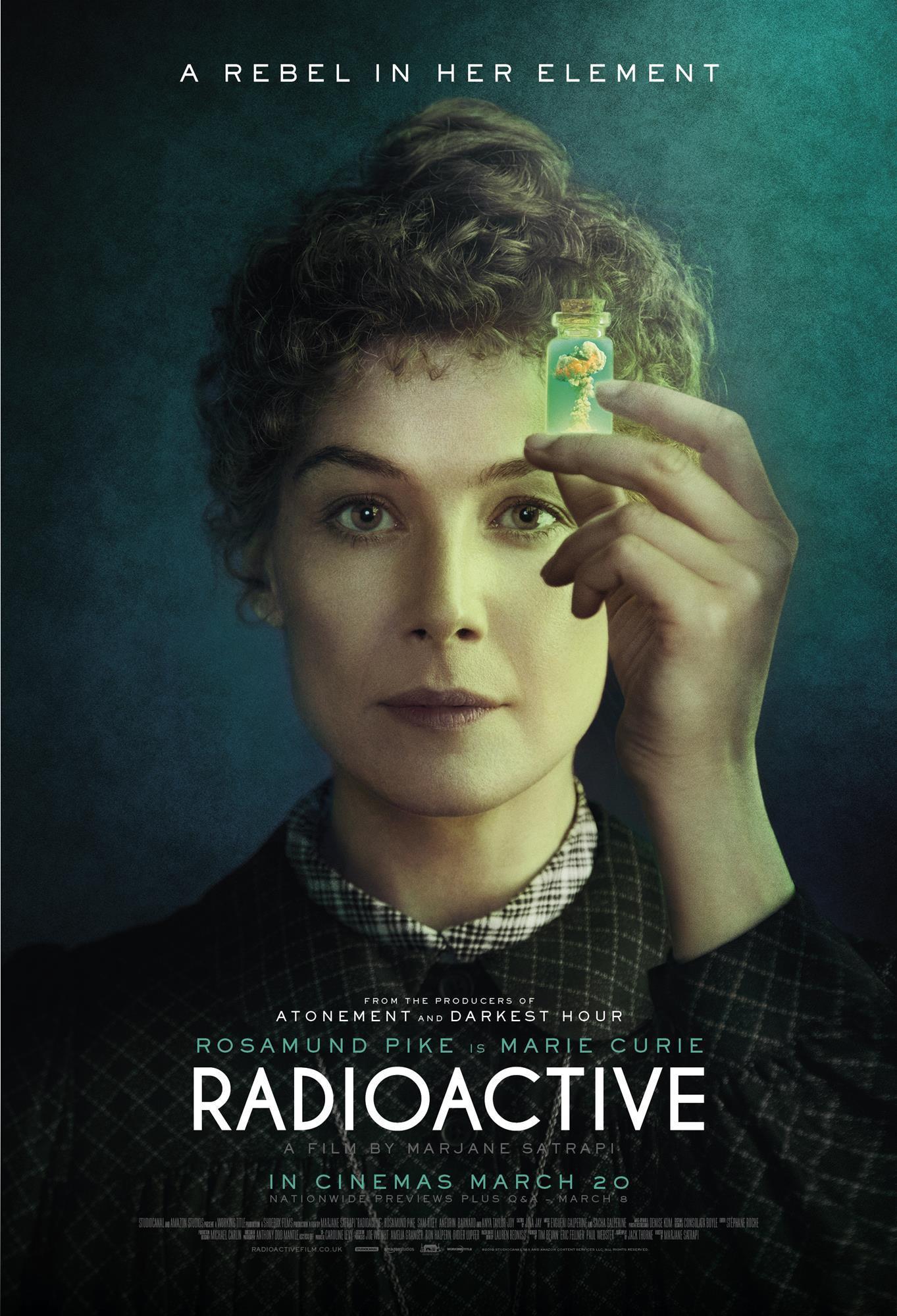 Film: Radioactive | Review | Chemistry World