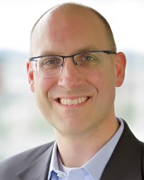Portrait of Matt Repasky, Senior Vice President of Life Sciences Products at Schrödinger