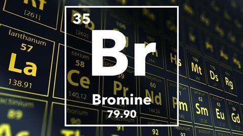 Bromine Podcast Chemistry World