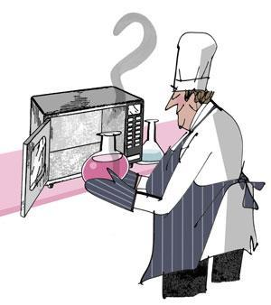 The magic of microwaves | Opinion | Chemistry World