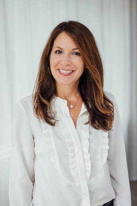 A picture of Nicole Richards, General Manager of Allonnia