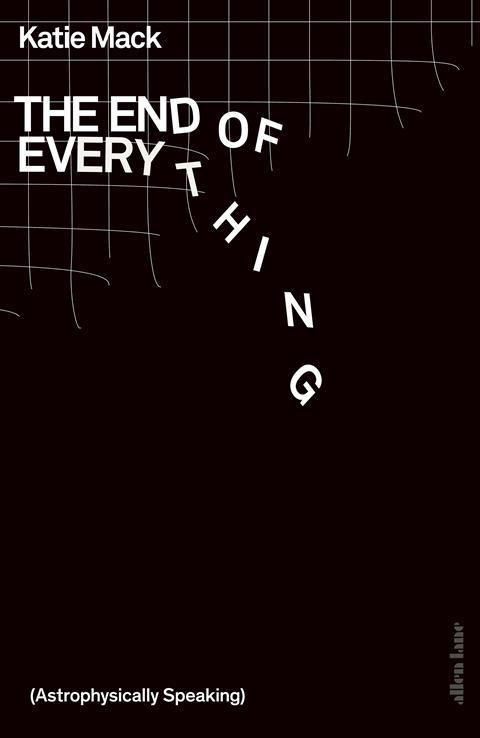 An image showing the book cover of The End of Everything