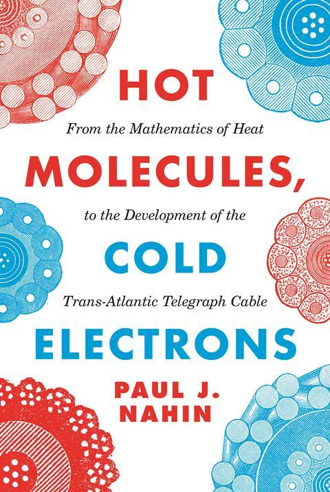 An image of the cover of Hot Molecules, Cold Electrons