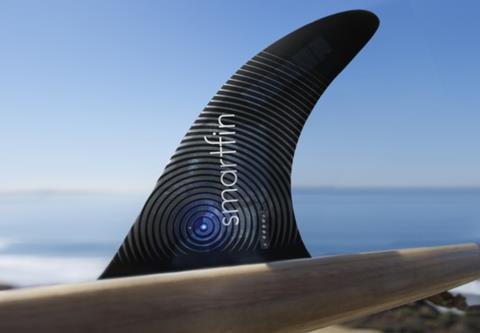 An image showing the Smartfin base