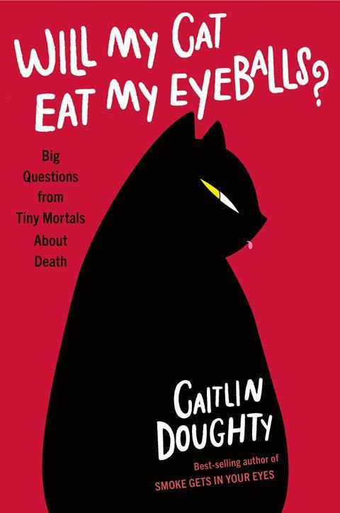 Will Your Cat Eat Your Eyeballs?