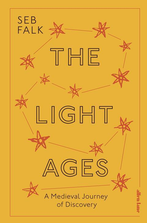 An image showing the book cover of The Light Ages