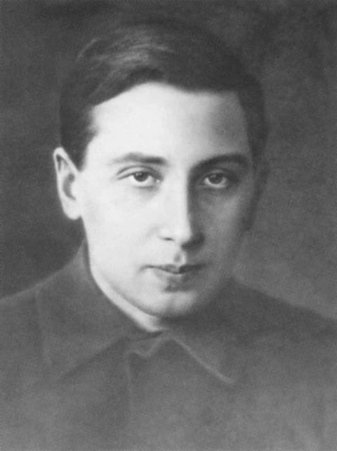 A picture showing Oleg Losev