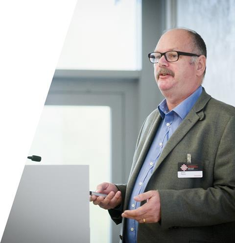 Simon Pearce from Thermo Fisher Scientific