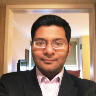 Neelanjan Sengupta from Thermo Fisher Scientific