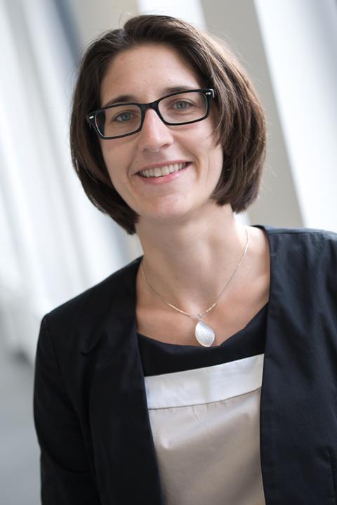 Viktoria Gessner from Umicore