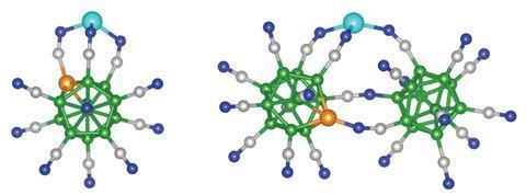 تصویری که ترکیبات Zn 3+ را نشان می دهد