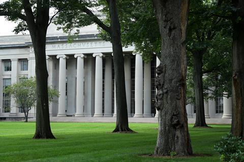 An image showing the MIT building